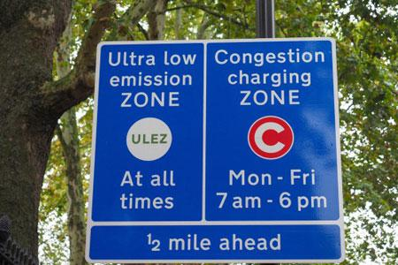 London Congestion Charge and vehicle hire: our simple guide