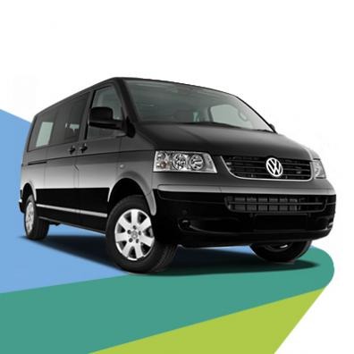 9-seater vehicle hire