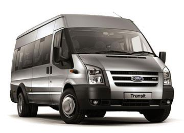 Can I hire a minibus on my ordinary full driving license?