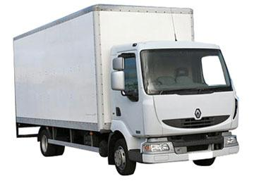 Truck hire Leeds - Commercial vehicle rental in Yorkshire