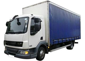 Truck hire Liverpool – Commercial truck hire Merseyside