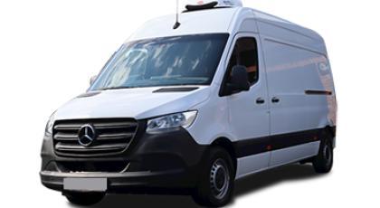LWB Fridge Freezer Van