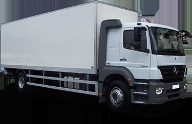 18 Tonne Box Truck