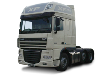 44 Tonne Sleeper Truck