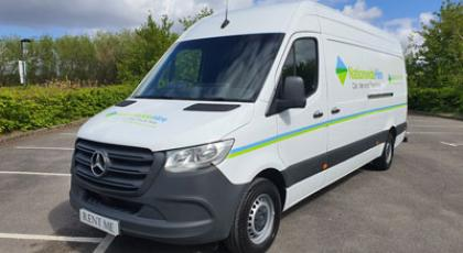 4MTR Automatic Van **LONDON ONLY