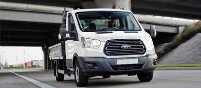 Ford Transit Dropside