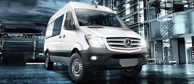 LWB 6 Seater Crew Van