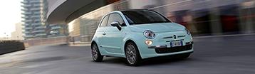 Fiat 500 / Toyota Aygo