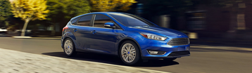 Ford Focus Mid-Size Automatic
