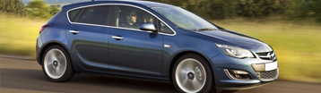 Vauxhall Astra / VW Golf
