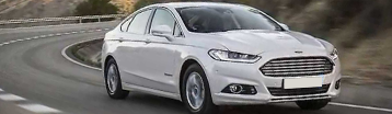 Ford Mondeo Family Size (Automatic)