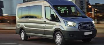 Ford Minibus 15 Seater